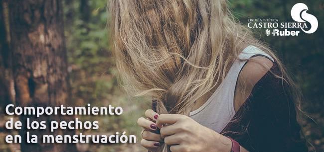 Comportamiento de los pechos en la menstruación | Estética Castro Sierra