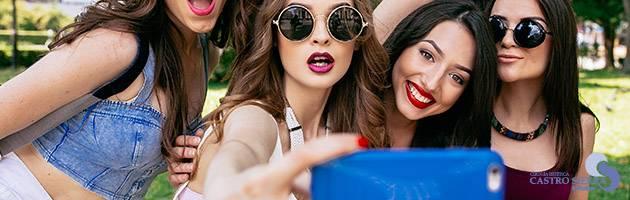 medicina cirugia estetica facial selfie