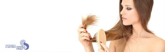 belleza cabello caida cirugia