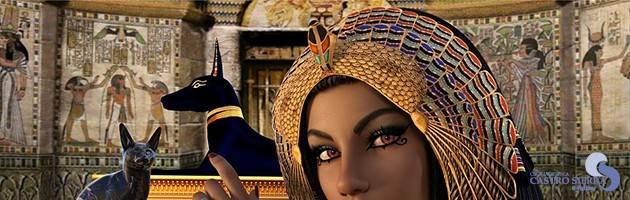 la cirugía estética de Cleopatra