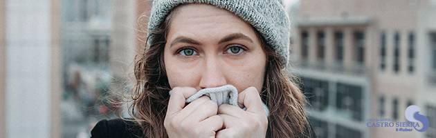 Constipado Constipada antes de operación aumento de pecho